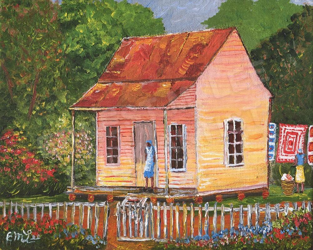 GAINESVILLE HOME WOMEN STANDING