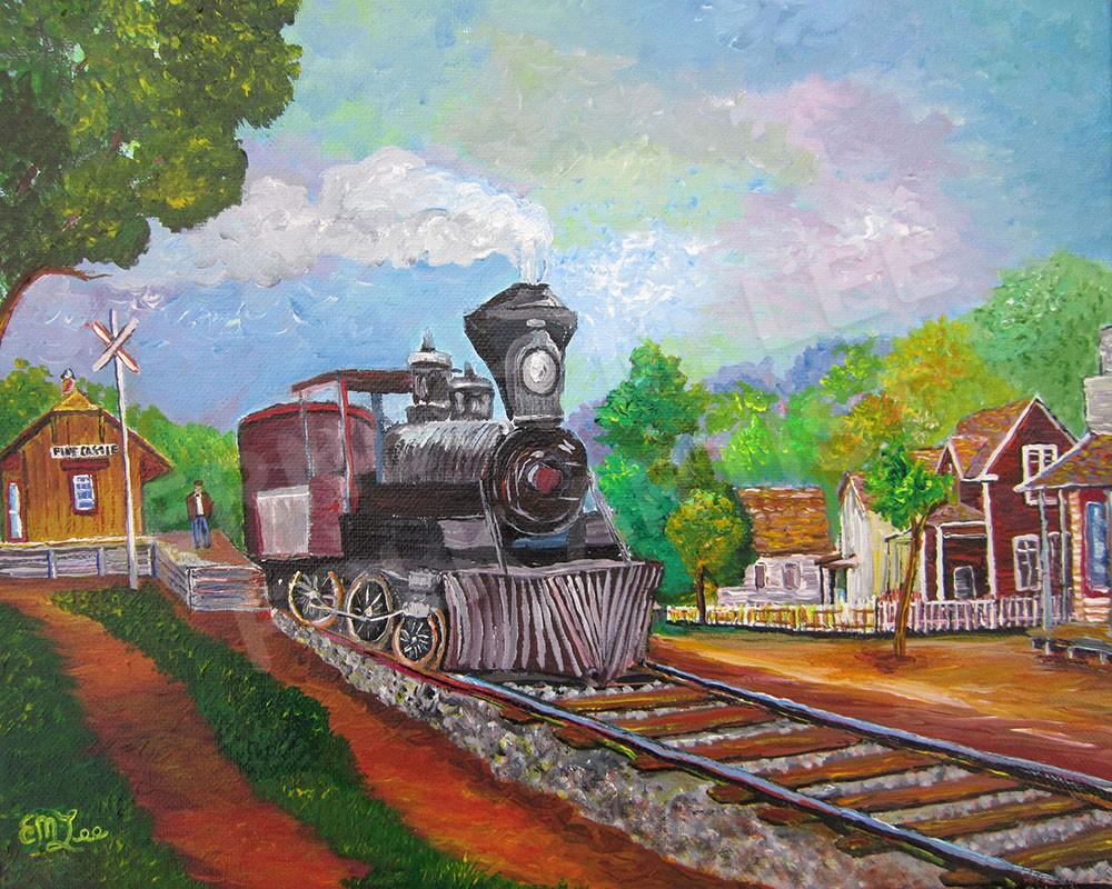 PINE CASTLE Train