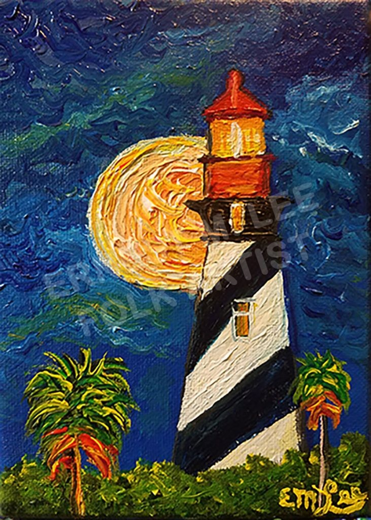 Blood Mary Anastasia Lighthouse