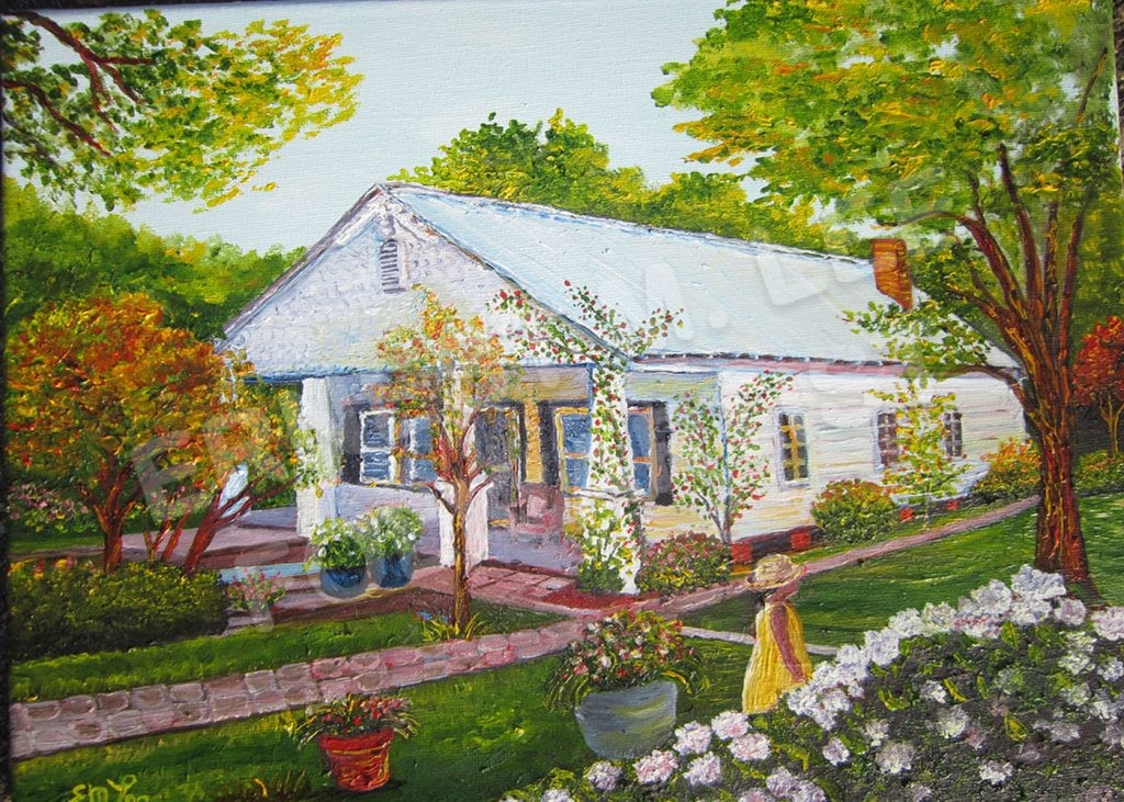 Daisy - Apalachicola FL - Miss Sadies House