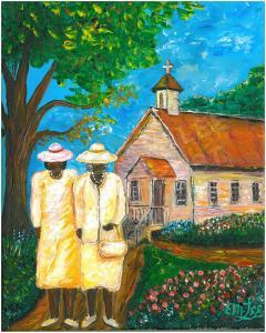 Church Ladies 4.23.15